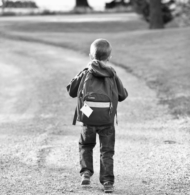 Supporting The Anxious Child's Return To School